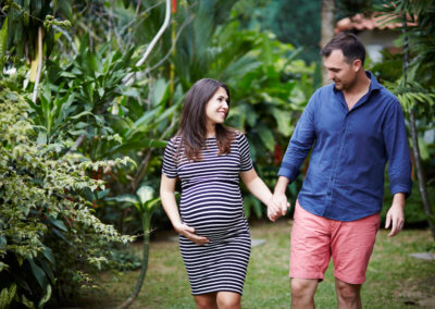 Outdoor Pregnancy Photo