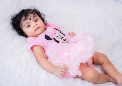 botanik photo studio baby girl