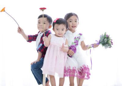 Sibling Photography At Setia Alam