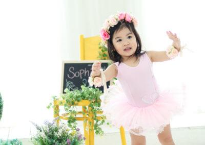 ballet girl theme