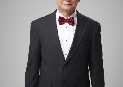 Formal Man Portrait