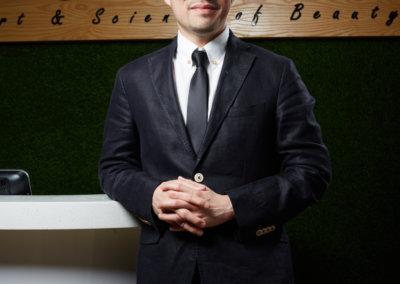 Management Portrait