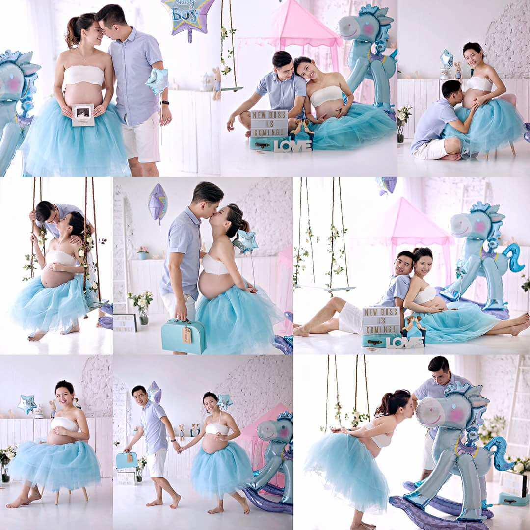 Fantasy Pregnancy Shoot Puchong