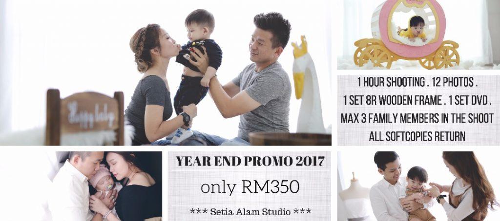 Dec 2017 Setia Alam Studio