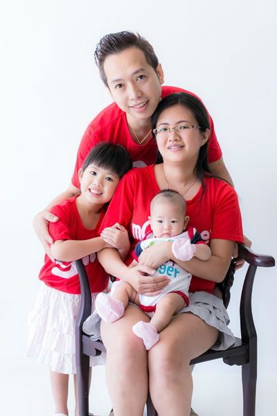 Family Portfolio At Bandar Botanik